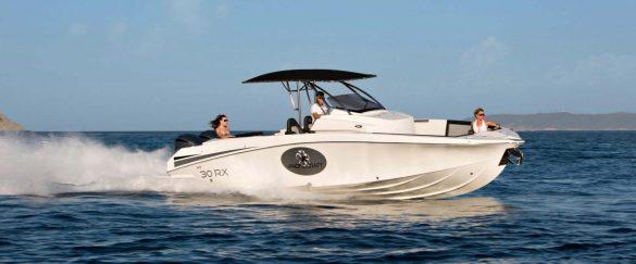 Yamaha embarcaciones